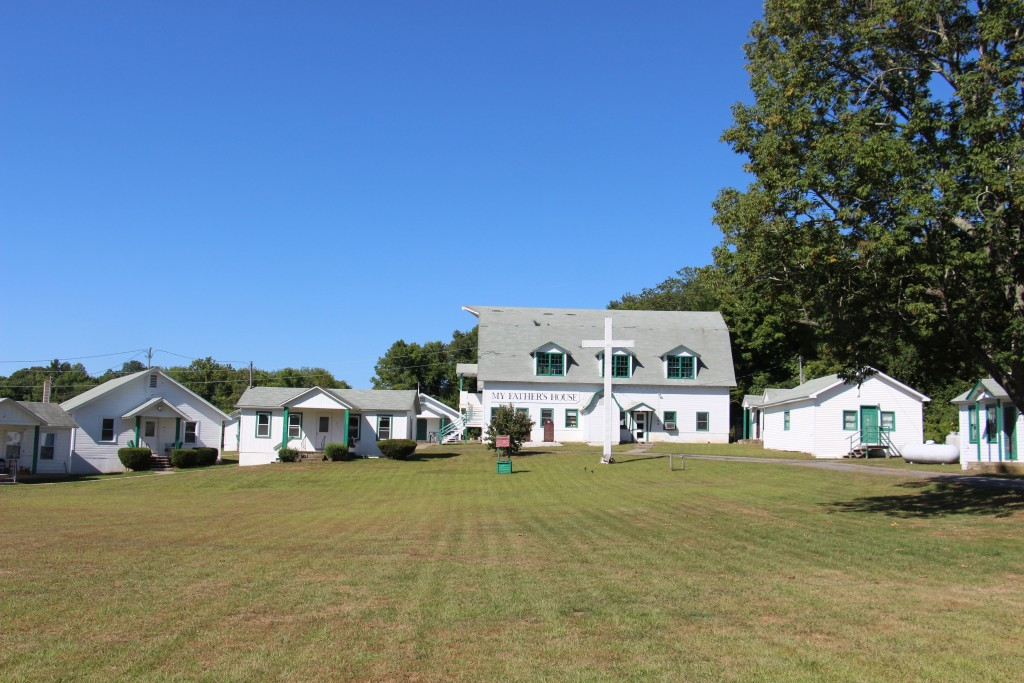 My Father's House Retreat Center in Moodus CT